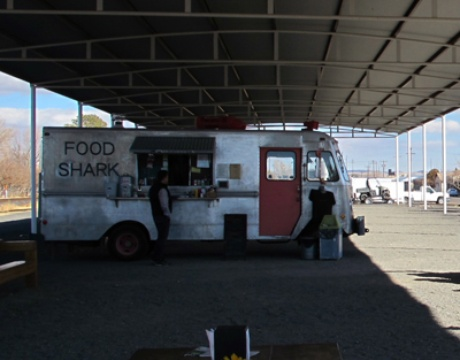 Food Shark Marfa